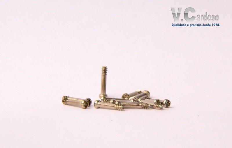 Fabricante de micro parafusos
