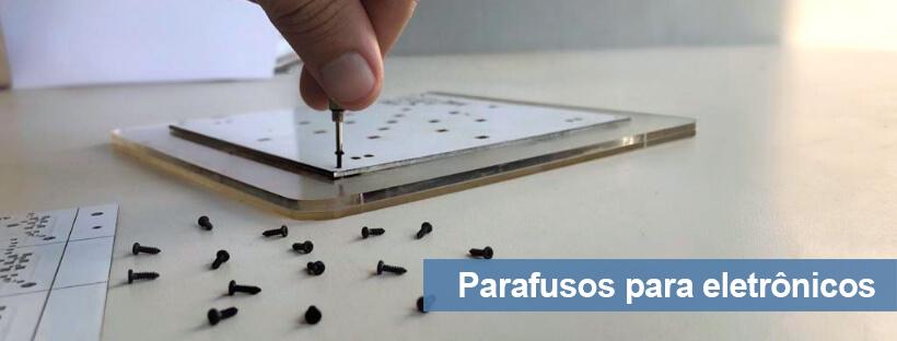 Parafusos eletronicos