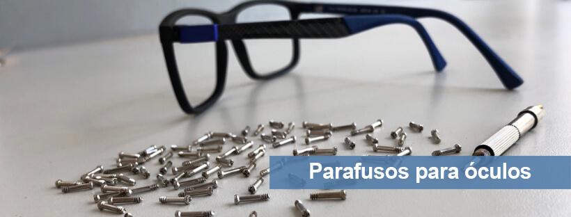 Parafuso para óculos
